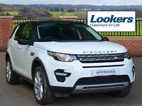Land Rover Discovery Sport TD4 HSE (white) 2016-06-08