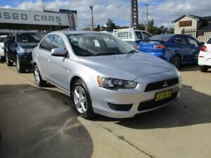 2011 Mitsubishi Lancer ES CJ Auto MY12 Young Young Area Preview