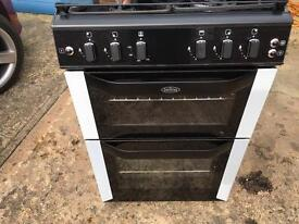 This is a Belling gas cooker nearly new only used for six months , reason moved house with no gas.