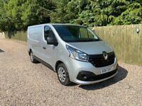 Renault trafic sl27 business+ day van