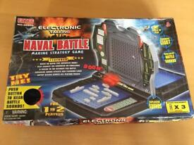 Electronic Battleships for Sale £7