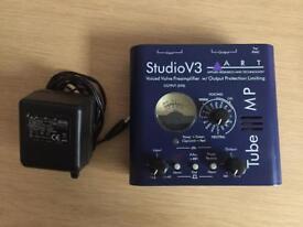 Art tube studio v3 pre amplifier