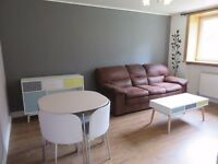 For Lease, Well Presented, Fully Furnished, Two Bed flat, Short Loanings, Aberdeen.