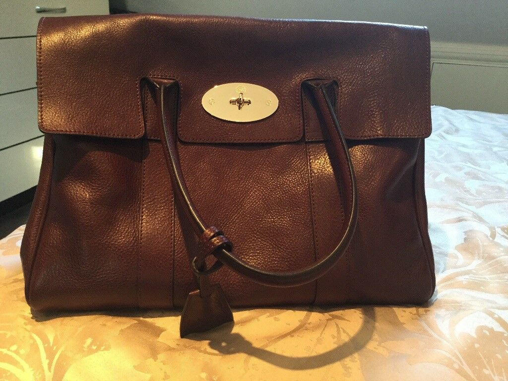 6d44eed572c6 Mulberry Bayswater bag - like brand new