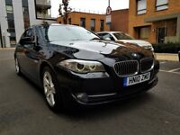 F10 BMW 530d SE 4dr Automatic, Full Service History 1 owner From New, Long Mot,,Xenon Lights