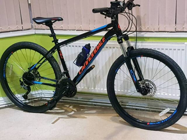d4f99d03f09 Cannondale Trail 5 2017 Mountain Bike | in Oldham, Manchester ...