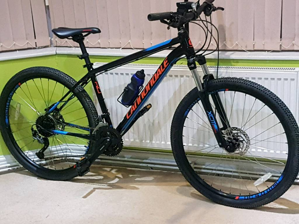 Cannondale Trail 5 2017 Mountain Bike In Oldham