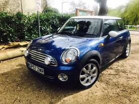 Stunning Mini Cooper with full Service history and new mot only 42k milage in mintconditon