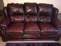 Sofa & two chairs from smoke free pet free house £100