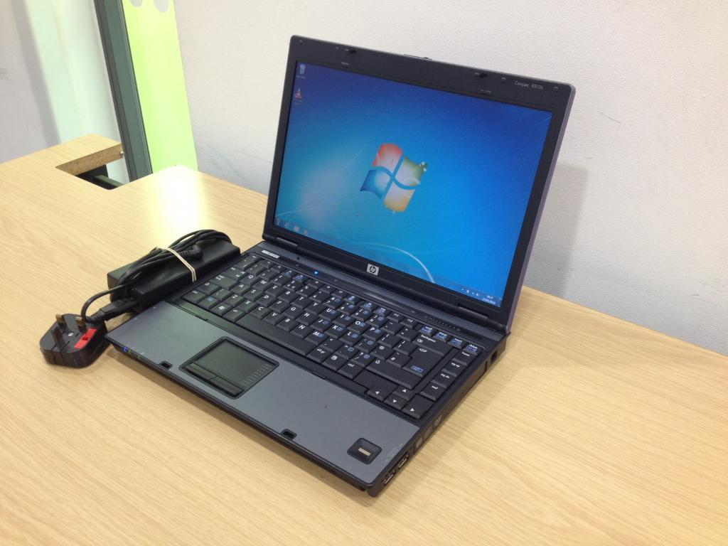 Hp 6510b Laptop Windows 7 Wifi Office
