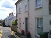 Mousehole Cornwall. Lovely two bedroom cottage yards from beach harbour shops etc