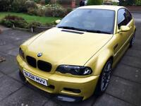 Bmw e46 m3 May px swap why 8995
