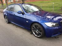 BMW 320d M Sport - service history - 1 year MoT - 1 previous owner