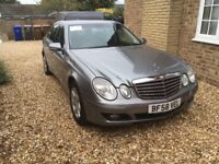 2008 (58) Mercedes E220 CDi Executive - high spec