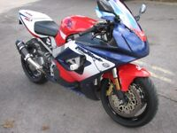 My FireBlade for sale due to illness, one owner full service history, always garaged. Many extras.