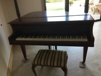 Mezler Baby Grand Piano