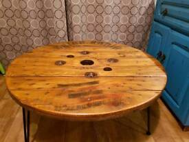 Handcrafted Coffee Table