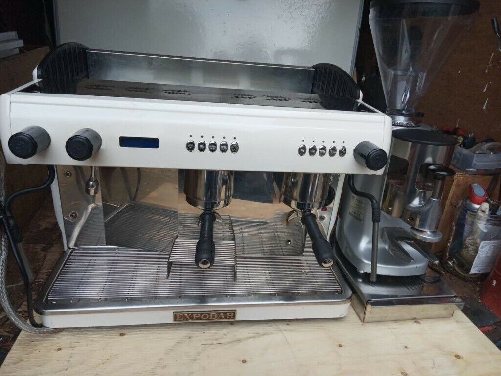Commercial Coffee Machine Espresso G10 Expobar 2 Group In Southside Glasgow Gumtree