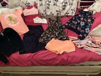 Girls summer bundle size 10-11 years