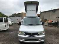 2000 MAZDA BONGO FULL REAR CONVERSION 4 berth AFT 2 LITRE PETROL CAMPERVAN LOW MILES