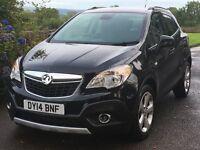 Vauxhall Mokka 2014 Exclusive CDTI 4x4