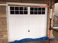 Garage door - Hormann 2101 Ilkley (210 (h) * 227 (w))