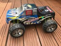 RC NITRO BUGGY CAR