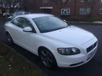 2009 VOLVO C70 2.0 D S POWERSHIFT 2 DOOR CONVERTIBLE