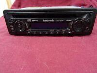 Panasonic CQ-C1021NW Car Radio CD Player
