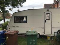 Besacarr 2 berth caravan