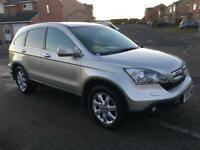 Honda CR-V ES I-CDTI (New Shape) 2007 11 Months MOT as Freelander Xtrail Discovery Rav4
