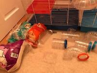 Hamster Cages x3