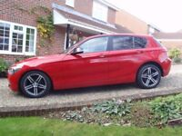 BMW 1 Series 1.6 114i Sport Sports Hatch 5dr unique low mileage in immaculate showroom condition