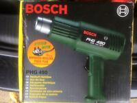 BOSH PHG 490 HEAT GUN EXCELLENT CONDITION