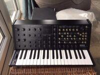 Korg MS-20 mini semi modular analogue synthesizer