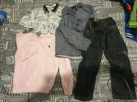 4-5 bundle of boys clothes