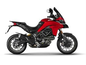 2017 ducati Multistrada 950 Red