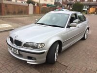 2004 BMW 320D M SPORT 6 SPEED FULL SERVICE HISTORY TOP .CONDITION**