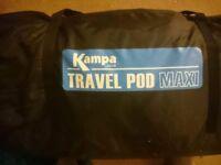 Kampa travel pod maxi drive away awning