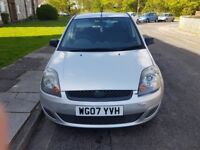 ford fiesta style 1.25 2007