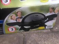 NEW unopened PORTABLE GAS BBQ