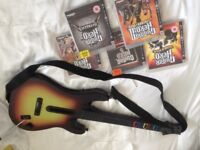 Guitar hero +5 games
