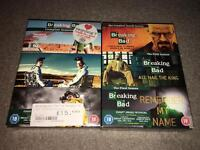 BREAKING BAD COMPLETE COLLECTION SEASON 1 - 6 DVD
