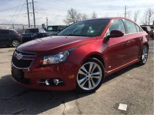 2014 Chevrolet Cruze 2LT RS LEATHER SUNROOF