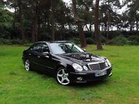 2007 Mercedes Benz E320 CDI