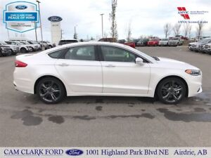 2017 Ford Fusion SPORT V6 EcoBoost AWD