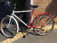 Mans bicycle