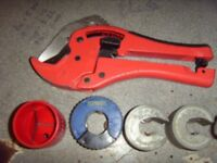 Joblot Pipecutters