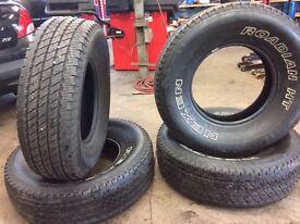 265 75 16 nexen tyres for sale