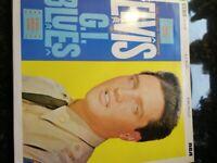 Elvis GI Blues vinyl lp